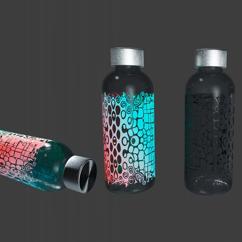 Drink bottle design